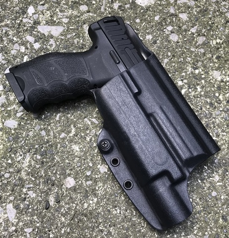 G-Code H&K VP9/X300U用 OSL Kydex Holster Black