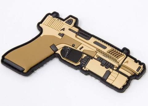Agency Arms Peacekeeper PVC Patch