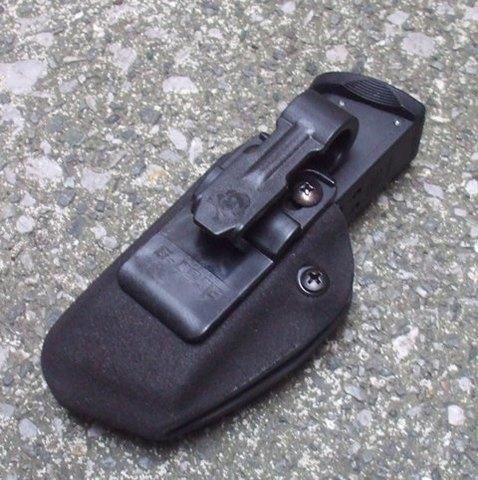 G-Code Glock IWB MAG CARRIER