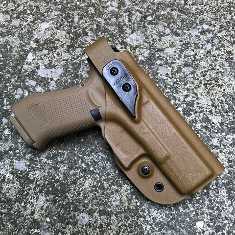 G-Code XST  G19X用 Kydex Holster Coyote Tan