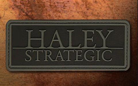HALEY STRATEGIC BRAND Grey PVC