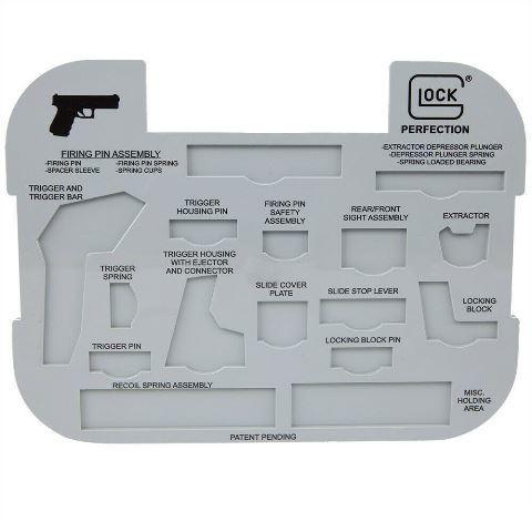 Glock Gun Parts Organizer