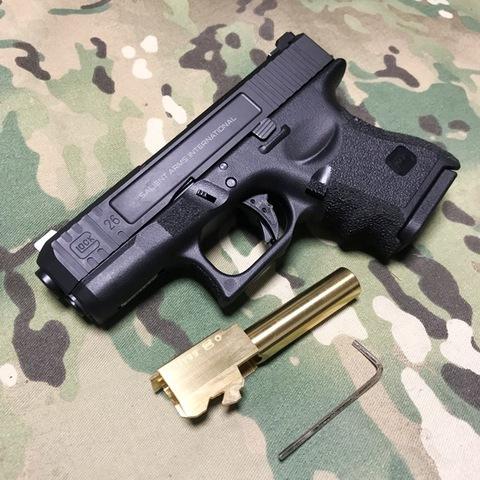 SAI G26 Carry Grip Job カスタム