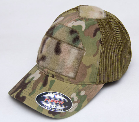 MSM CG-Hat Mesh RAW MULTICAM