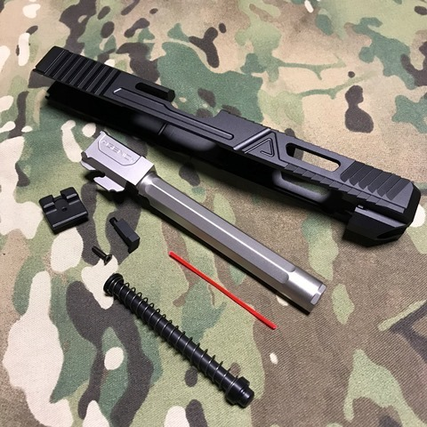 RWA マルイG17用 Agency Arms Bonesaw 34 Slide Set
