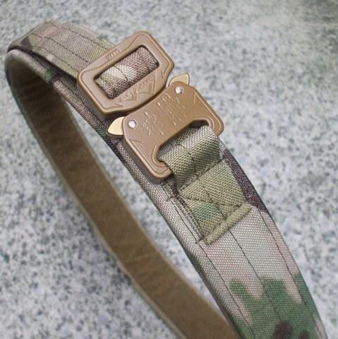 BDS Cobra Pistol Belt MULTICAM