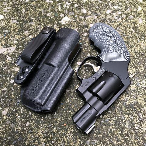 PHLster S&W Jフレーム City Special Revolver Holster