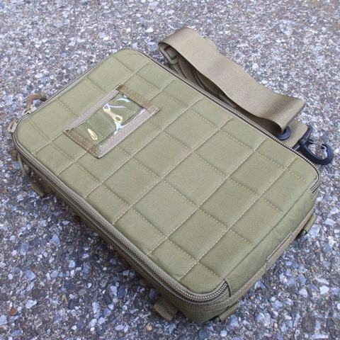 E-MM Padded Multi Purpose Case COYOTE