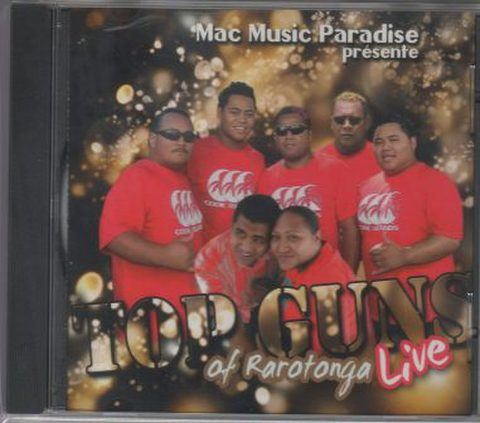 Mac Music Paradise Presente(TOP GUNS of Rarotonga Live)