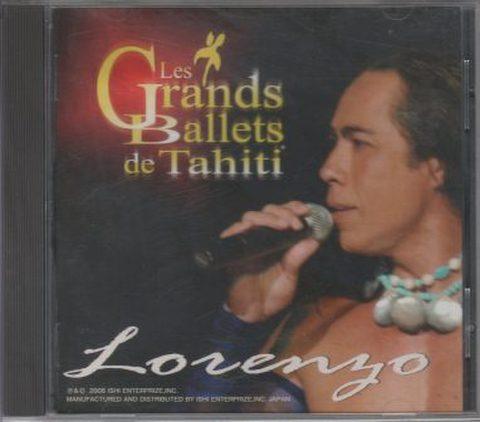 Les Grands Ballets de Tahit(Lorenyo) (中古CD)