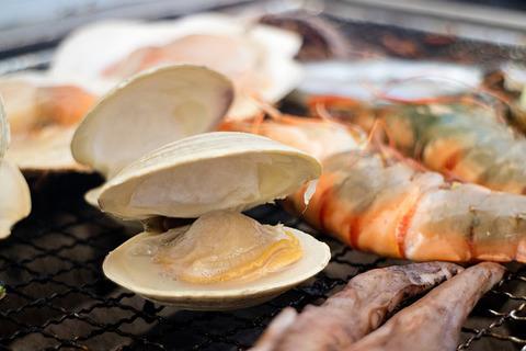 花かんむりDay@三浦海岸SAGAMI茶屋※BBQコース ※当日受付でのお支払いとなります。