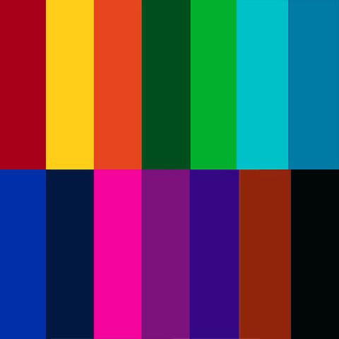 ねぷた(ねぶた)・凧用染料 全14色5gセット