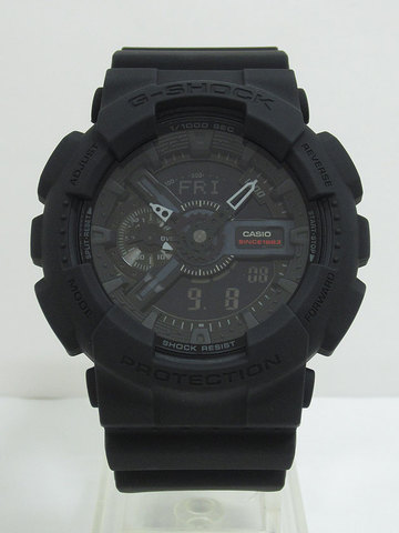 CASIO G-SHOCK 35th Aniversary BIG BANG BLACK GA-135A-1AJR