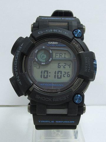 CASIO G-SHOCK FROGMAN GWF-D1000B-1JF