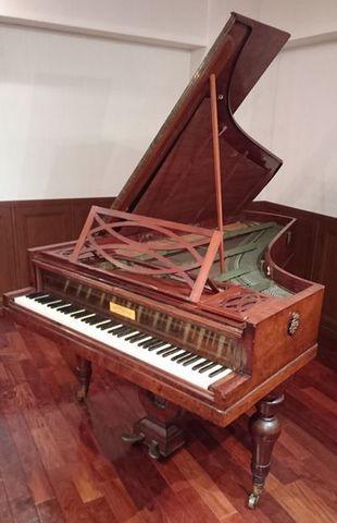 【第4回】1843年製プレイエルでのショパン・レクチャーコンサート