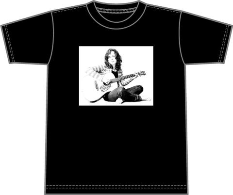 shakeソロ Tシャツ(黒)