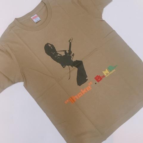 BMB Tシャツ(カーキ)