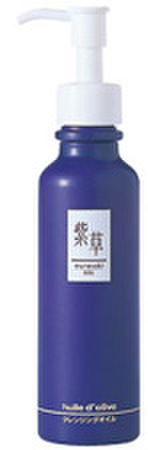 紫草 オリーブマノン ユイルドリーブ メーク落とし 145ml