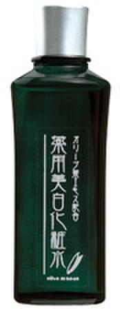 オリーブマノン 薬用ホワイトニングローション 〈医薬部外品〉 化粧水 120ml