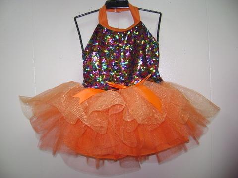 手作りワンピースドレス H23