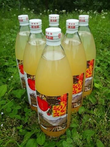 りんごジュース 6本