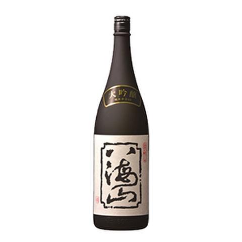 [八海山]大吟醸 1800ml