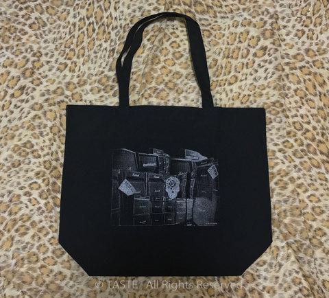 ROKUONKI 3 TOOT 録音鬼第三部トートバッグ