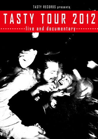 TASTY TOUR 2012 DVD