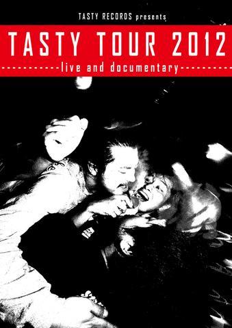 TASTY TOUR 2012 DVD