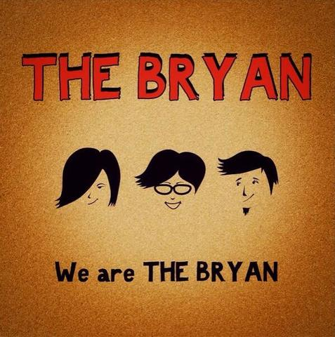 "THE BRYAN / ""We are THE BRYAN"""