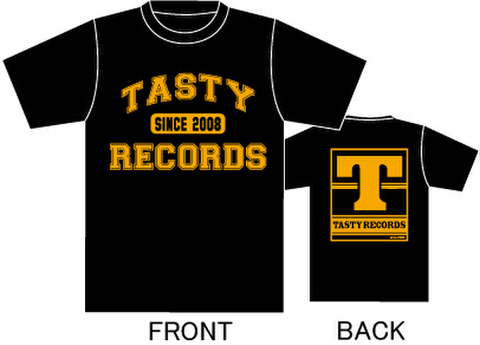 TASTY RECORDS / T-shirts