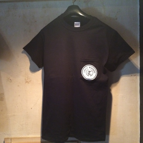 TASTY RECORDS POCKET T-shirts