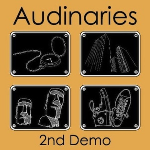(再入荷!)Audinaries / 2nd Demo