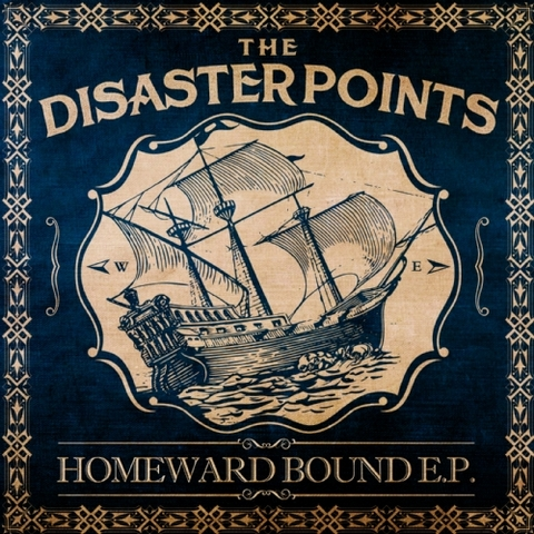 "THE DISASTER POINTS / ""HOMEWARD BOUND E.P."""