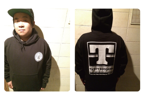 TASTY RECORDS Pullover Hoodie