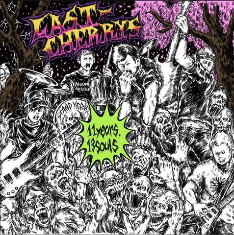 LAST-CHERRYS / 11years,13souls