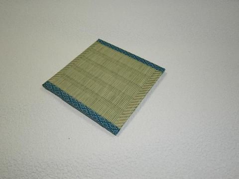和紙表2枚合わせ 縁付きコースター