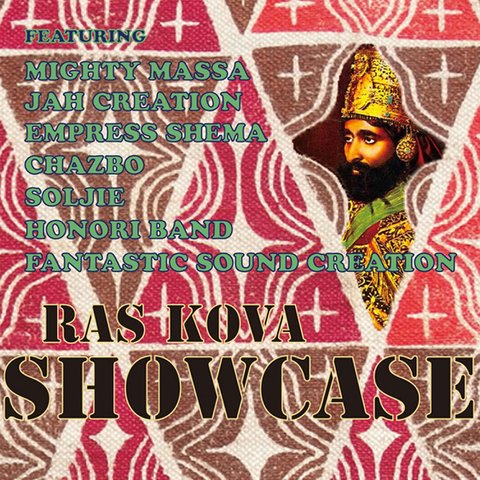 SHOWCASE / RAS KOVA & HONORI BAND