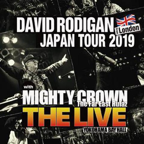 [LIVE CD] DAVID RODIGAN & MIGHTY CROWN