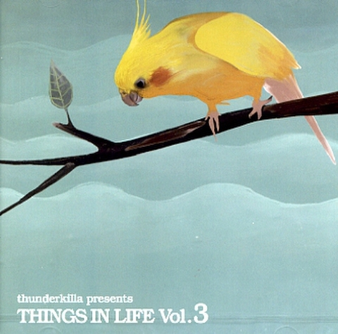 THINGS IN LIFE vol.3/THUNDER KILLA