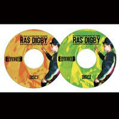 "RAS DIGBY/ROCK A SHACKA & CLUB STEREO PRESENT ""TAKE WARNING"""