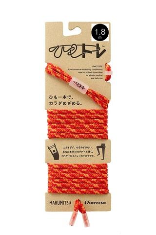 ひもトレ 赤(レッド)1.8m