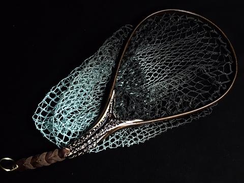 スペアー手編みネットの染色加工(グラデーション) ●各サイズ共通