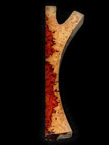 8~9月限定★ONO(ワンオフ)-MODELご注文受付のご案内/④花梨瘤紅白超極上