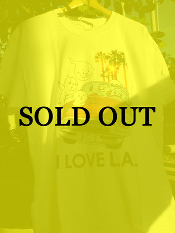 CD屋 『I LOVE L.A. Tee』