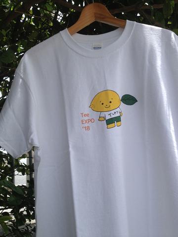 Tシャツ万博'18公式Tシャツ