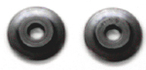 チューブカッター小の替刃×2個入り (ステンレス管・鋼管専用)