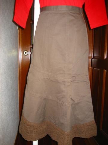 可愛いロングスカートW96cm