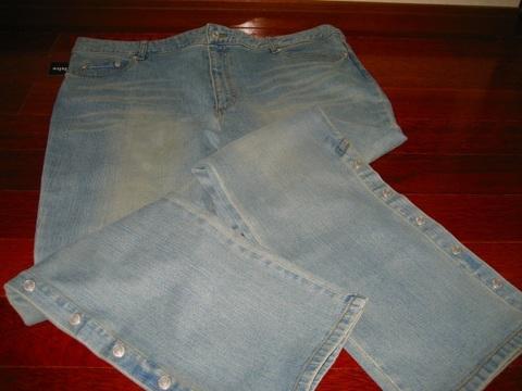 W112cmジーンズ3種