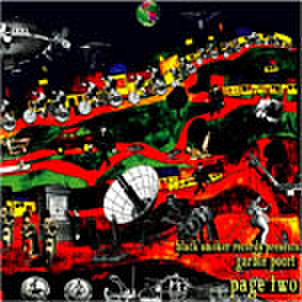 GARBLE POOR! - PAGE TWO [CD] BLACK SMOKER